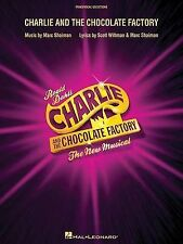Charlie and the Chocolate Factory - The New Musical (Vocal Selections), Dahl, Ro