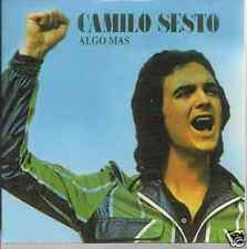 ultra rare CD 70's CAMILO SESTO mini LP ALGO MAS sin remedio VAGABUNDO quien?