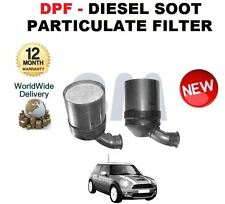 PER MINI ONE D R56 HATCHBACK 2007   DPF FILTRO ANTIPARTICOLATO FULIGGINE DIESEL