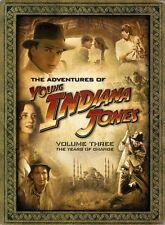 Adventures of Young Indiana Jones, Vol. 3 [10 Discs] (2008, DVD NEUF)10 DISC SET