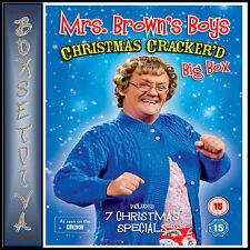 MRS BROWNS BOYS -CHRISTMAS BOXSET- SPECIALS 2011-2014* BRAND NEW DVD BOXSET***