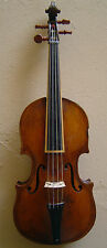 Baroque VIOLIN XVIII sec. ITALIAN? SOUND SAMPLE YOUTUBE old violino barocco