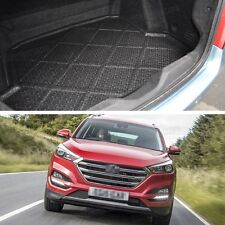 Waterproof Car Boot Cargo Trunk Mat Liner Tray for 2016 2017-Up Hyundai Tucson