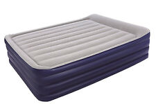 Bestway NightRight Inflatable Queen-Sized Raised Airbed Mattress | 67529E