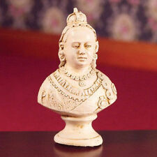Queen Victoria Bust, Doll House Miniature 1.12 Scale, Ornamental