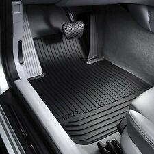 Genuine BMW F10 2014-2016 5 Series All Weather Floor Mats Front & Rear