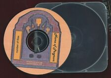 CRIME DOES NOT PAY mp3 cd OTR Radio Shows Police Mystery Stories + plastic case