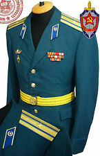 KGB Original RARE Officer's Jacket DRESS uniform Soviet USSR NKVD