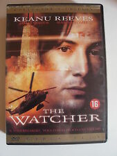 DVD THE WATCHER Keanu Reeves James Spader et Marisa Tomei Collector's Edition
