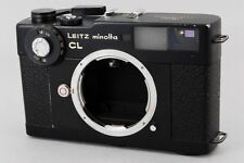 *Exc++++* Leica Leitz Minolta CL 35mm M Mount Camera Body from Japan 124
