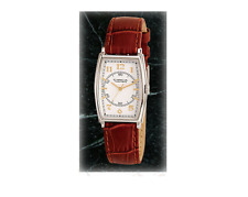 Circa Timepiece Rectangular 1940s Style Doctor's Watch CT112T $135-$195 Retail!