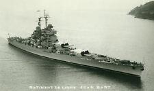 JEAN BART, Schlachtschiff. Modellbauplan