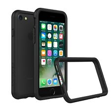 iPhone 7 Case - RhinoShield [CrashGuard] Bumper [11 Ft Drop Tested] Black NEW