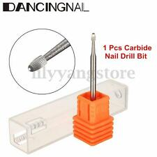 Carbide Nail Drill Bits File Cuticle Clean Burr For Nail Salon Manicure Pedicure