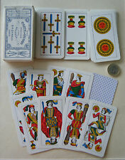 collection jeu de cartes n°85 carte da ginco italiane -tipo bologna- bistro