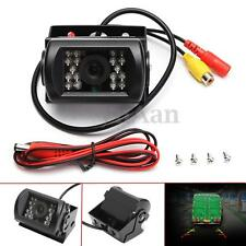 12V-24V 18 IR LED Night Vision Car Rear View Reverse CCD Reversing Camera MA484