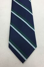 Royal Signals Corps Polyester Striped Tie, Stripe, Army, Military, Present, Gift