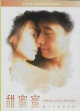 Comrades Almost a Love Story DVD Remastered Ed. Leon Lai Maggie Cheung NEW R3
