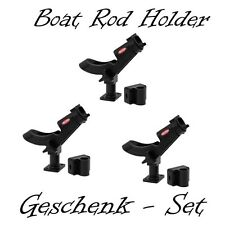 Berkley BOAT ROD HOLDER Bootsrutenhalter im 3er Pack