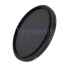 FOTGA Slim Fader Variable Adjustable ND ND2 to ND400 82mm Neutral Density Filter