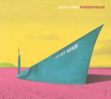POWDERFINGER - ON MY MIND - 4 TRACK DIGIPAK CD SINGLE 2003