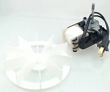 Fan Electric Motor Kit Blower Wheel 120V Bathroom Exhaust Vents Fans Replacement