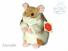 Hamster Plush Soft Toy by Teddy Hermann Collection. 92646