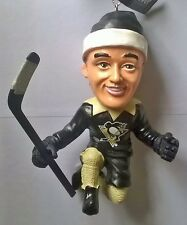Sidney Crosby Pittsburgh Penguins NHL Elf Figure Christmas Tree Ornament