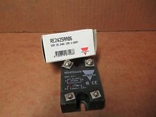 CARLO GAVAZZI SOLID STATE RELAY RE2425AA06 25A A AMP 250V VOLT 4-20mA