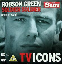 DVD The Sun Promo SOLDIER SOLDIER Band of Gold Robson Green Made for TV Drama