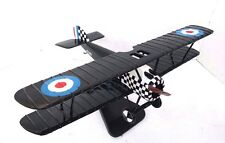 "Vintage LARGE SOPWITH F1 ""Came"" Wood MODEL Airplane (8239D) W/ STAND"