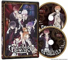 Diabolik Lovers Complete Collection Ep. 1-12 Anime DVD R1