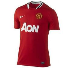 100% Authentic Men's Manchester United Home Shirt 2011- 2012, Size: XXL (2XL)