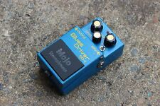 Mojo Mods Boss BD-2 Blues Driver Overdrive Modified Effects Pedal