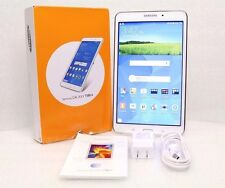 NEW Samsung Galaxy Tab 4 - 16GB WiFi + GSM AT&T (GSM UNLOCKED) 8in Tablet