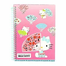 Official Cute Hello Kitty Designers Guild A5 Notebook Exercise Book Journal