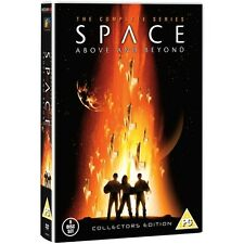 Space Above and Beyond Co Ed Complete Series 1 + Pilot Region 2 New 6xDVD