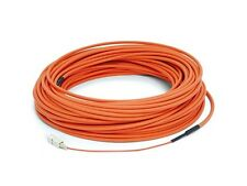 Ophit FOP-SC-50M 50 M (33 ft) SC terminated M-mode plenum fiber cable/ 50/125um