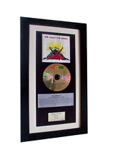 BOB MARLEY Uprising CLASSIC CD Album GALLERY QUALITY FRAMED+EXPRESS GLOBAL SHIP