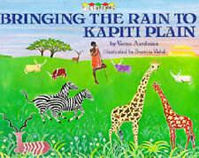 BRINGING THE RAIN TO KAPITI PLAIN  ~ Modern Classic Childrens Book