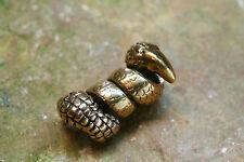 Perle Pour Barbe Créole Bronze Griffe plus En caoutchouc Cheveux et à enfiler