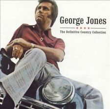 GEORGE JONES - THE DEFINITIVE COUNTRY COLLECTION: CD ALBUM (2001)