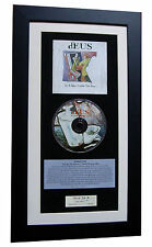 DEUS In A Bar Under Sea CLASSIC CD Album TOP QUALITY FRAMED+EXPRESS GLOBAL SHIP