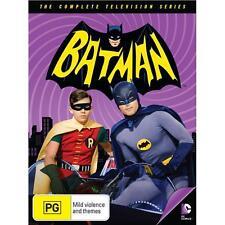 Batman 66-68 TV Series (DVD, 2016, 18-Disc Set) (Region 4) Aussie Release