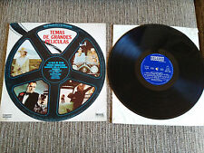 007 JAMES BOND DIAMONDS ARE FOREVER GRANDES TEMAS SOUNDTRACK OST LP VINYL 12""
