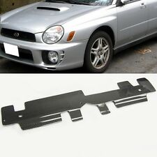FIT 02-06 WRX STI Carbon Fiber Radiator Diversion Panel Cooling Plate