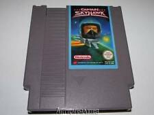Captain Skyhawk Nintendo NES PAL Preloved