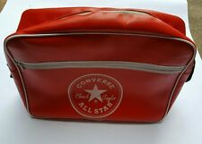 Red Converse All Star Chuck Taylor Messenger Satchel/Bag