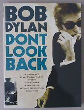 DVD   *** BOB DYLAN. DON'T LOOK BACK  ***  ZONE 2
