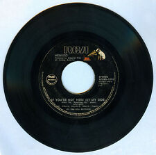 Philippines MENUDO If You're Not Here (By My Side) 45 rpm Record